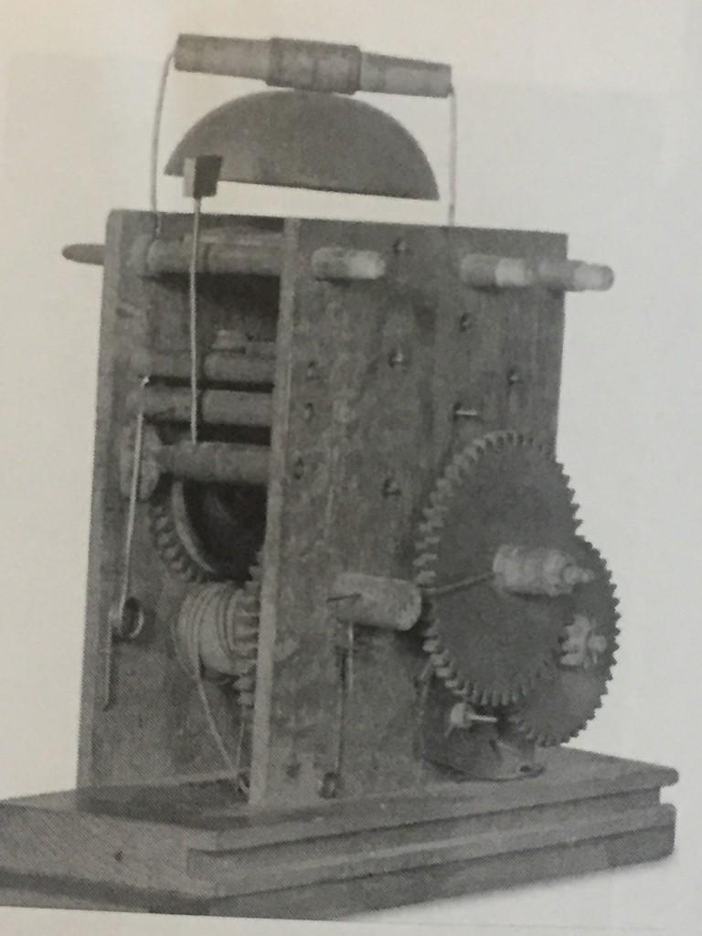 1807 – Affordiable clocks for the masses