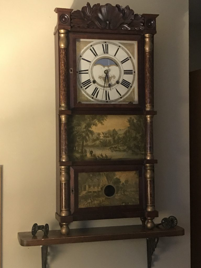 Why does it take so long to get an appointment or get my clock back from a shop repair or restoration?